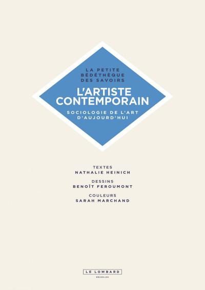 Page 3 La petite bédéthèque des savoirs tome 9 - l'artiste contemporain