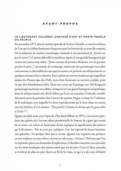 Page 5 La petite bédéthèque des savoirs tome 9 - l'artiste contemporain