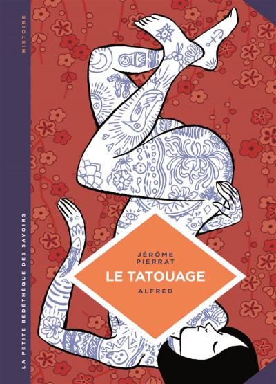 Couverture La petite bédéthèque des savoirs tome 8 - Le tatouage