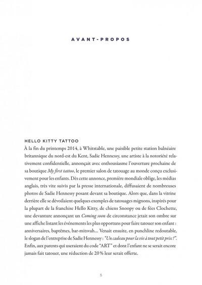 Page 4 La petite bédéthèque des savoirs tome 8 - Le tatouage