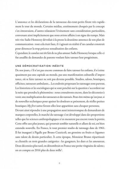 Page 5 La petite bédéthèque des savoirs tome 8 - Le tatouage