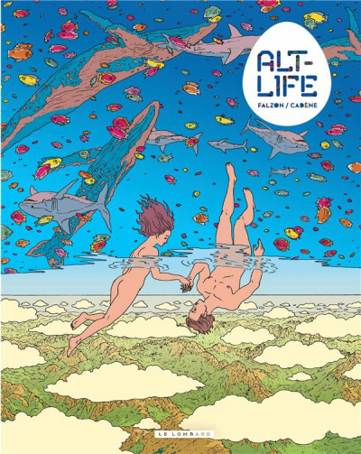 Couverture Alt-life tome 1