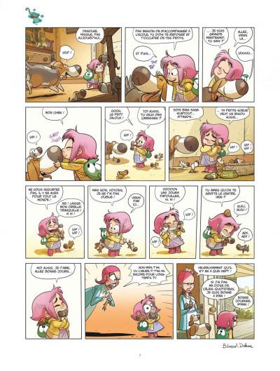 Page 7 Ernest et Rebecca tome 8