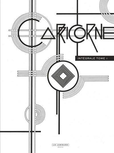 Page 2 Capricorne - intégrale tome 1