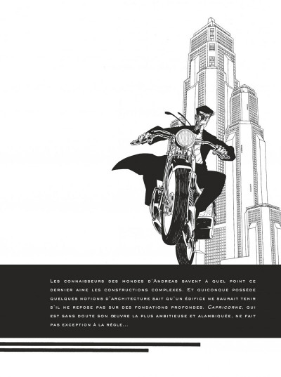 Page 4 Capricorne - intégrale tome 1