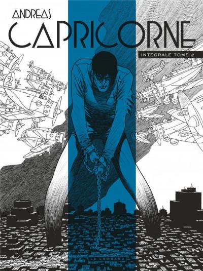 Couverture Capricorne - intégrale tome 2