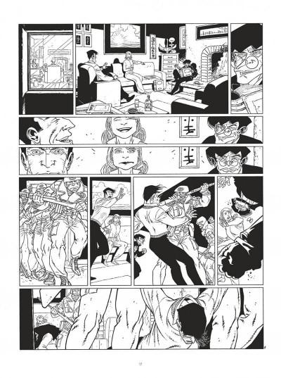 Page 7 Capricorne - intégrale tome 2