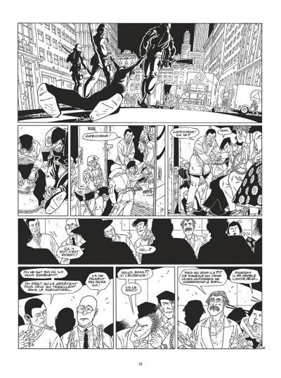 Page 8 Capricorne - intégrale tome 2