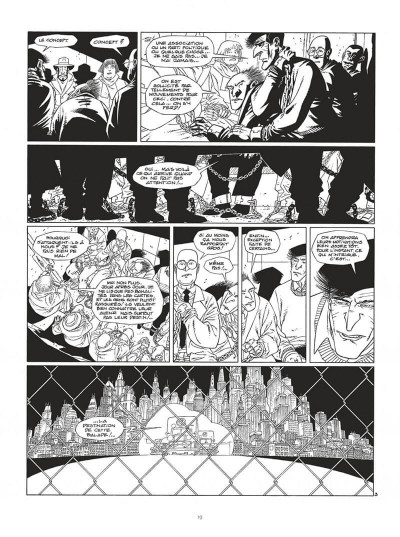 Page 9 Capricorne - intégrale tome 2