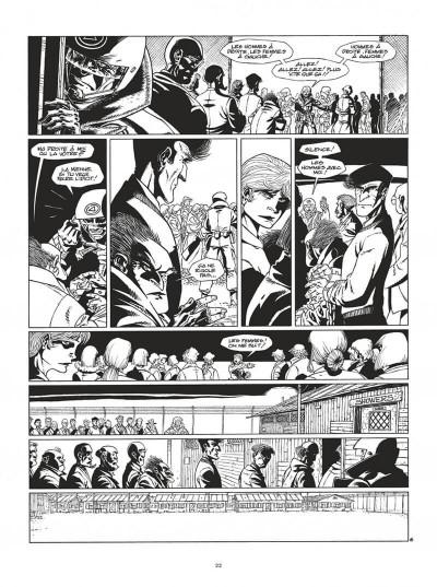 Page 2 Capricorne - intégrale tome 2