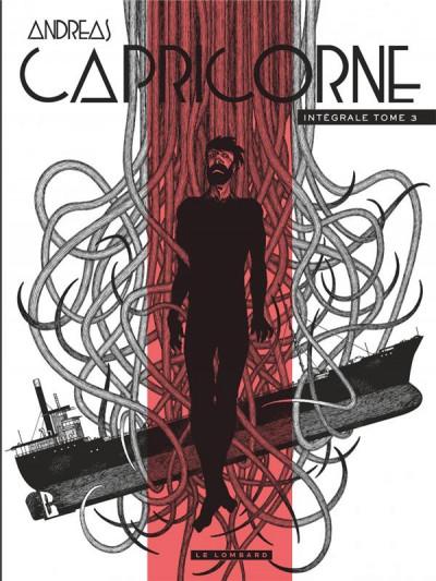 Couverture Capricorne - intégrale tome 3