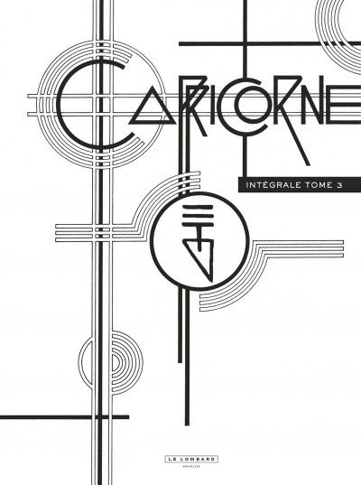 Page 3 Capricorne - intégrale tome 3