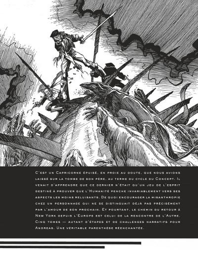 Page 5 Capricorne - intégrale tome 3