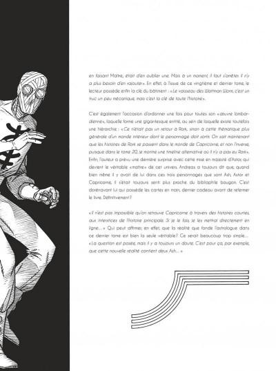Page 8 Capricorne - intégrale tome 4