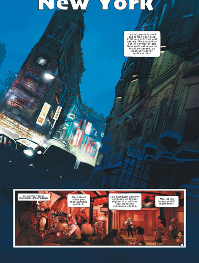 Page 3 Jack Wolfgang tome 1 + ex-libris offert