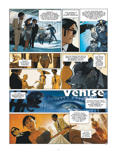 Page 5 Jack Wolfgang tome 1 + ex-libris offert