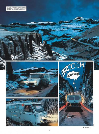 Page 2 Alpha premières armes tome 4