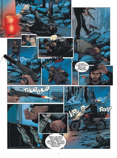 Page 4 Alpha premières armes tome 4