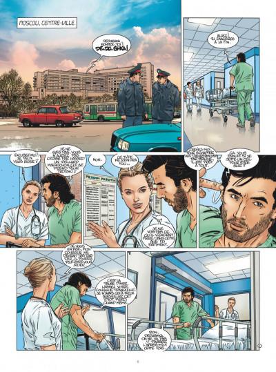 Page 5 Alpha premières armes tome 4