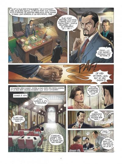 Page 3 Niklos Koda tome 15 + ex-libris offert