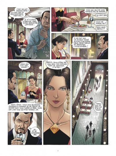 Page 4 Niklos Koda tome 15 + ex-libris offert