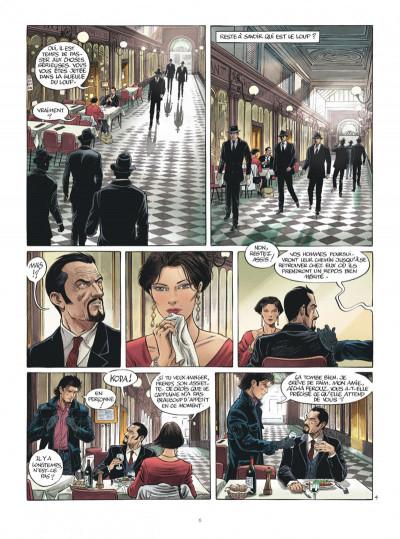 Page 5 Niklos Koda tome 15 + ex-libris offert