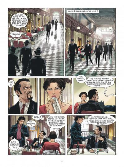 Page 6 Niklos Koda tome 15 + ex-libris offert