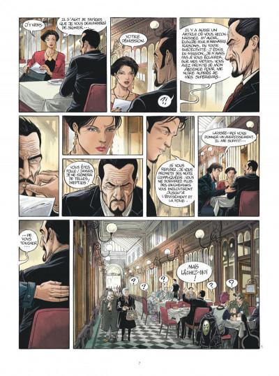 Page 7 Niklos Koda tome 15 + ex-libris offert