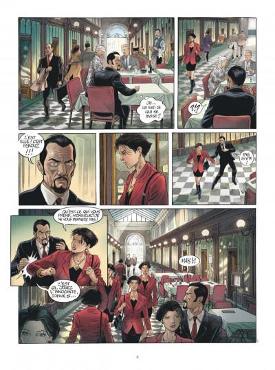 Page 8 Niklos Koda tome 15 + ex-libris offert