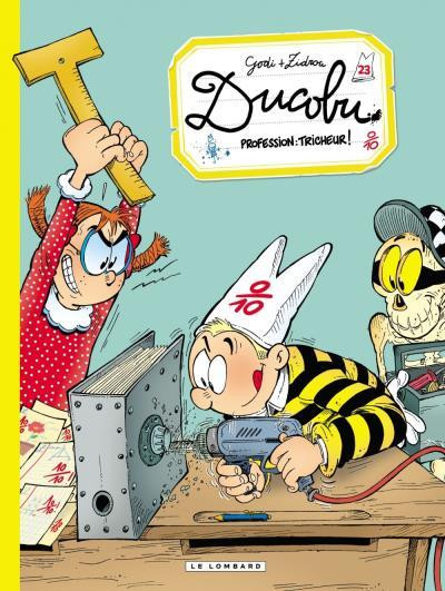 Couverture Ducobu tome 23