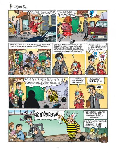 Page 3 Ducobu tome 23