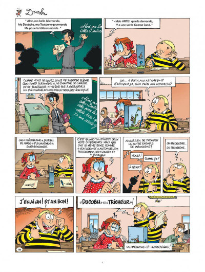 Page 4 Ducobu tome 23