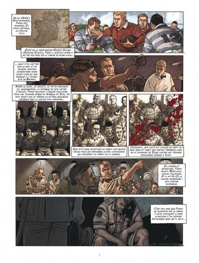 Page 6 The regiment tome 1 + ex-libris offert