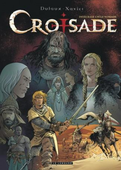 Couverture Croisade - intégrale tome 2