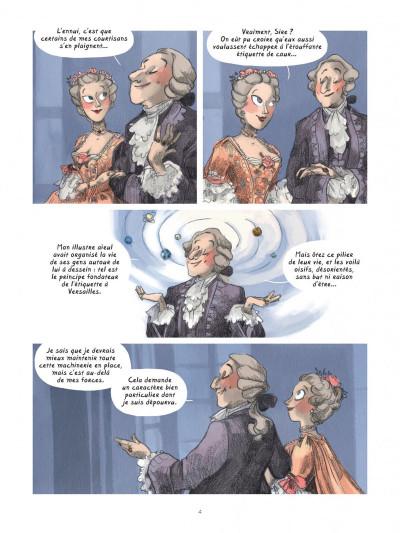 Page 3 Dans les cuisines de l'histoire tome 3