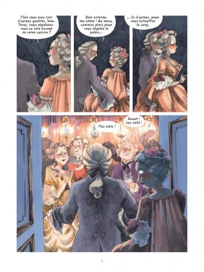 Page 4 Dans les cuisines de l'histoire tome 3