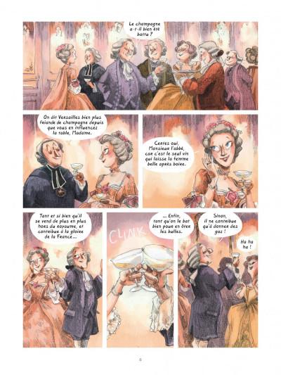 Page 5 Dans les cuisines de l'histoire tome 3
