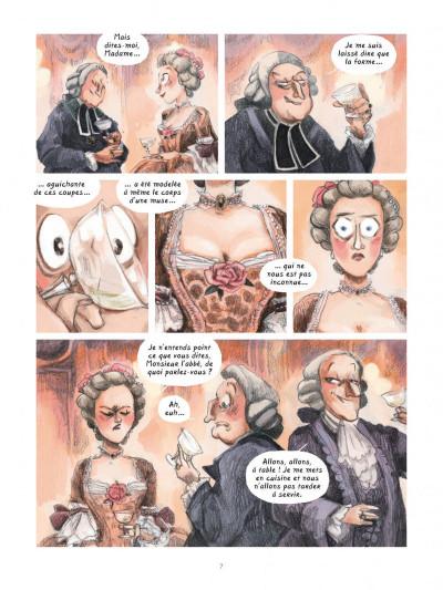 Page 7 Dans les cuisines de l'histoire tome 3