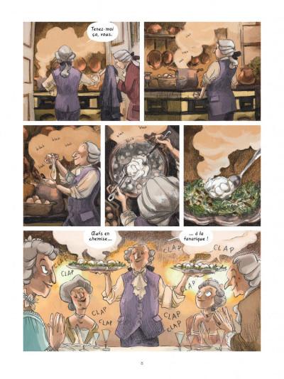 Page 8 Dans les cuisines de l'histoire tome 3