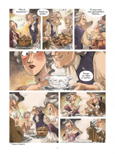 Page 9 Dans les cuisines de l'histoire tome 3