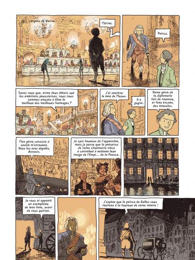 Page 2 Dans les cuisines de l'histoire tome 4