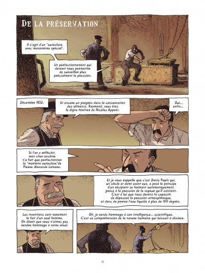 Page 8 Dans les cuisines de l'histoire tome 4