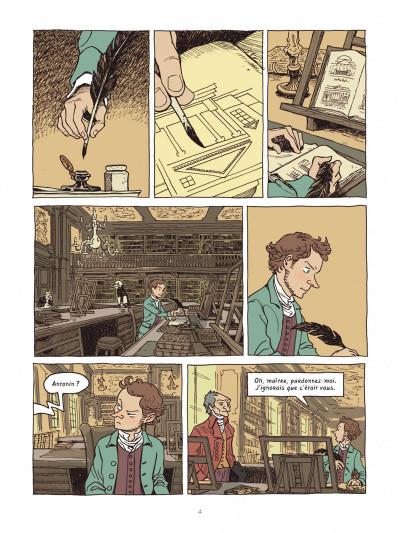 Page 3 Dans les cuisines de l'histoire tome 4