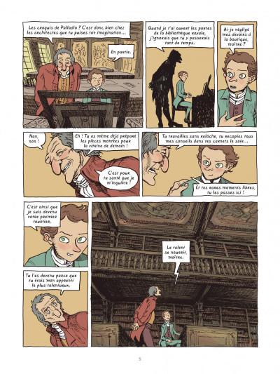 Page 4 Dans les cuisines de l'histoire tome 4