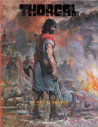 Couverture Thorgal - édition prestige tome 35