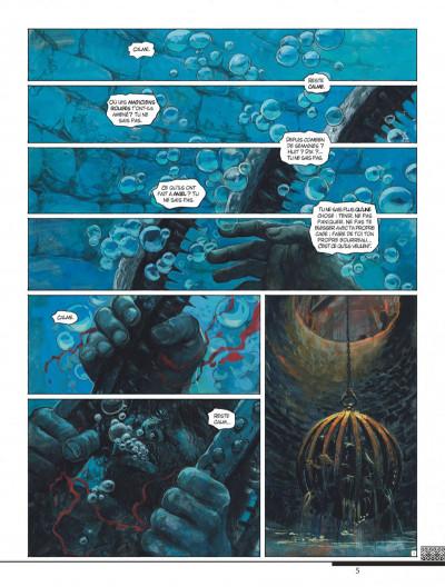 Page 4 Thorgal - édition prestige tome 35