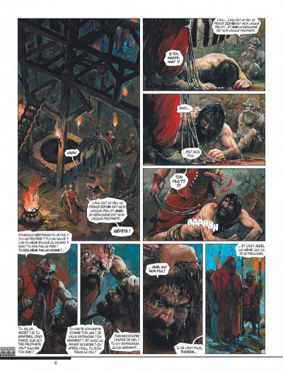 Page 5 Thorgal - édition prestige tome 35