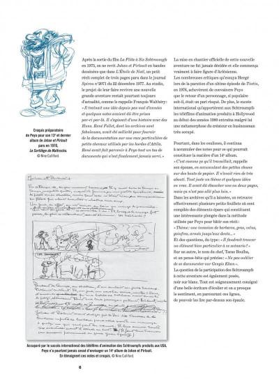 Page 6 Johan et Pirlouit - intégrale tome 5