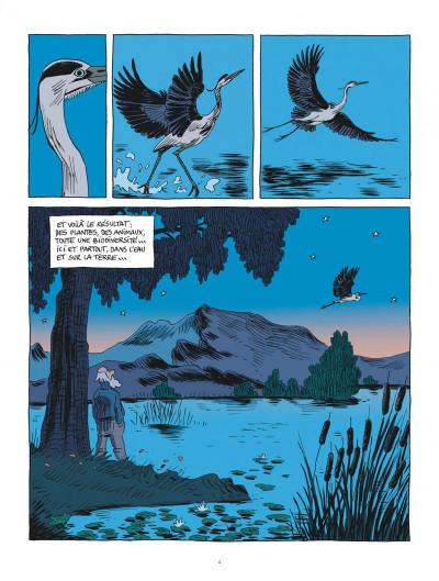 Page 4 Hubert Reeves nous explique tome 1 - La biodiversité