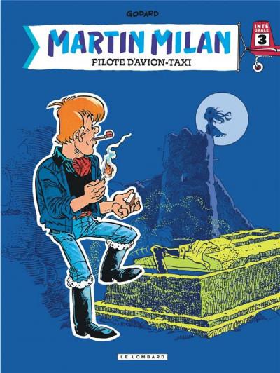 Couverture Martin Milan - intégrale tome 3